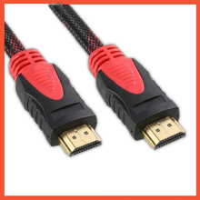 HDMI Cable Gold Plated Connection with Ethernet 1080P digita