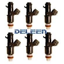 Injetor de combustível deleen 6x para h onda fj472 12581318 injector fino