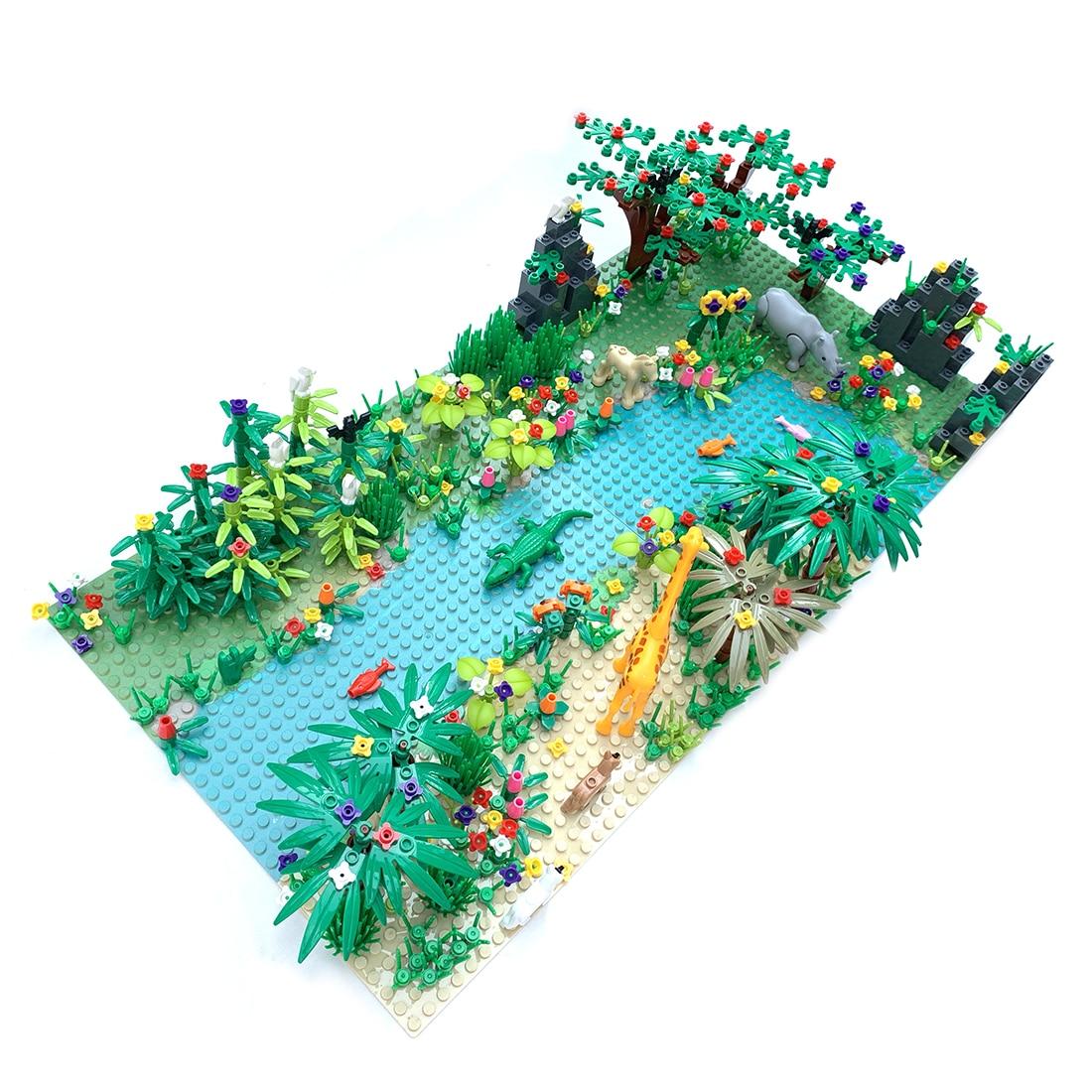 Jungle Small Base Set