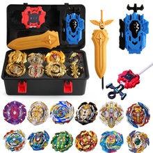 New Burst Set Launchers Beyblade Toys Arena Bayblades Toupie Metal Burst Avec God Bey Blade Blades Toy 8645312
