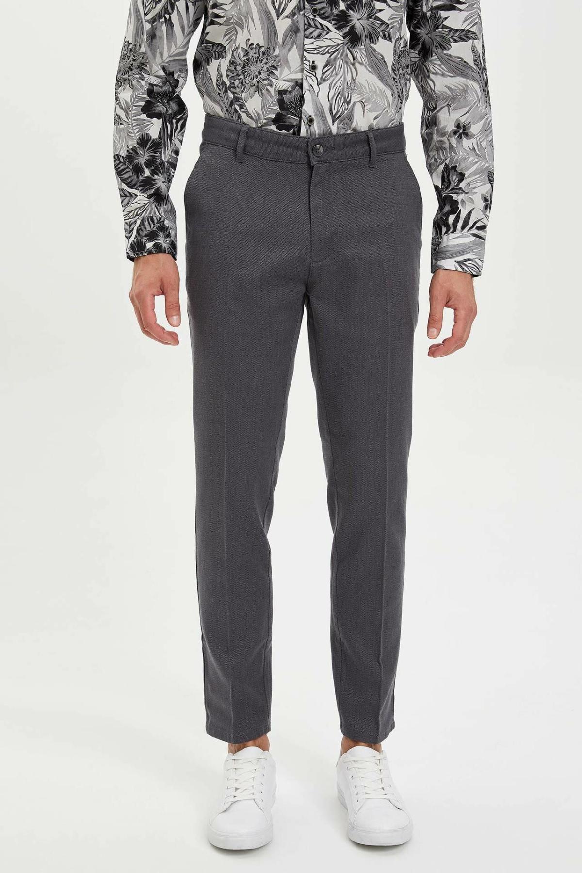 DeFacto Man Trousers-L6855AZ19AU