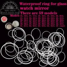 Запасные части для часов Комплект запчастей стеклянный циферблат