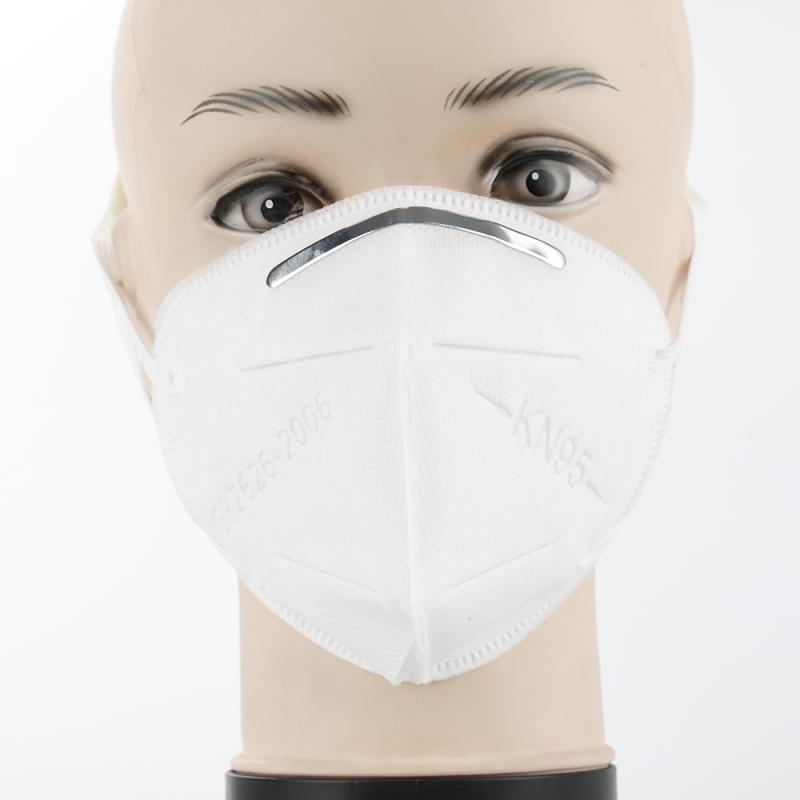 IN STOCK FAST SHIP KN95 Protective Mask Anti Dust Mask 5/1Pcs PM2.5 Reusable Elastic Mouth Soft Breathable Face Mask N95 FFP2