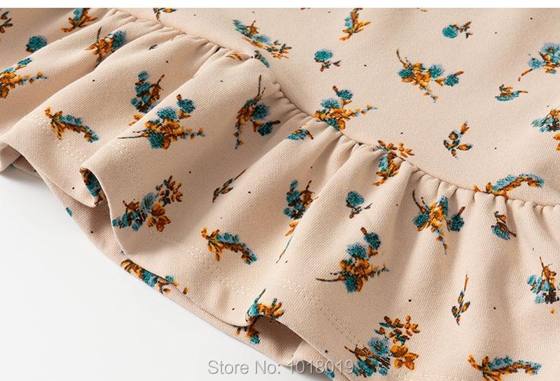 Hb3a6e15966cc4840a63c58260bd74f10m Brand 100% Terry Cotton Sweater Children t shirt Blouse 2020 Baby Girl Clothes Kids Hoodies Girls s Fleeces Sweatshirt Flower