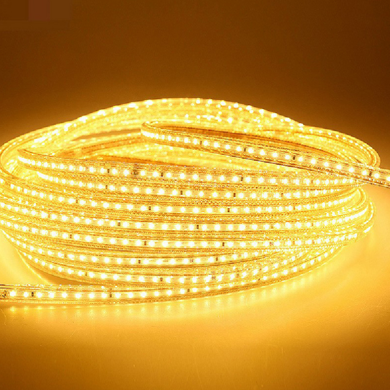 LED Strip 5050 Light With Waterproof Indoor Living Room Outdoor Christmas Holiday