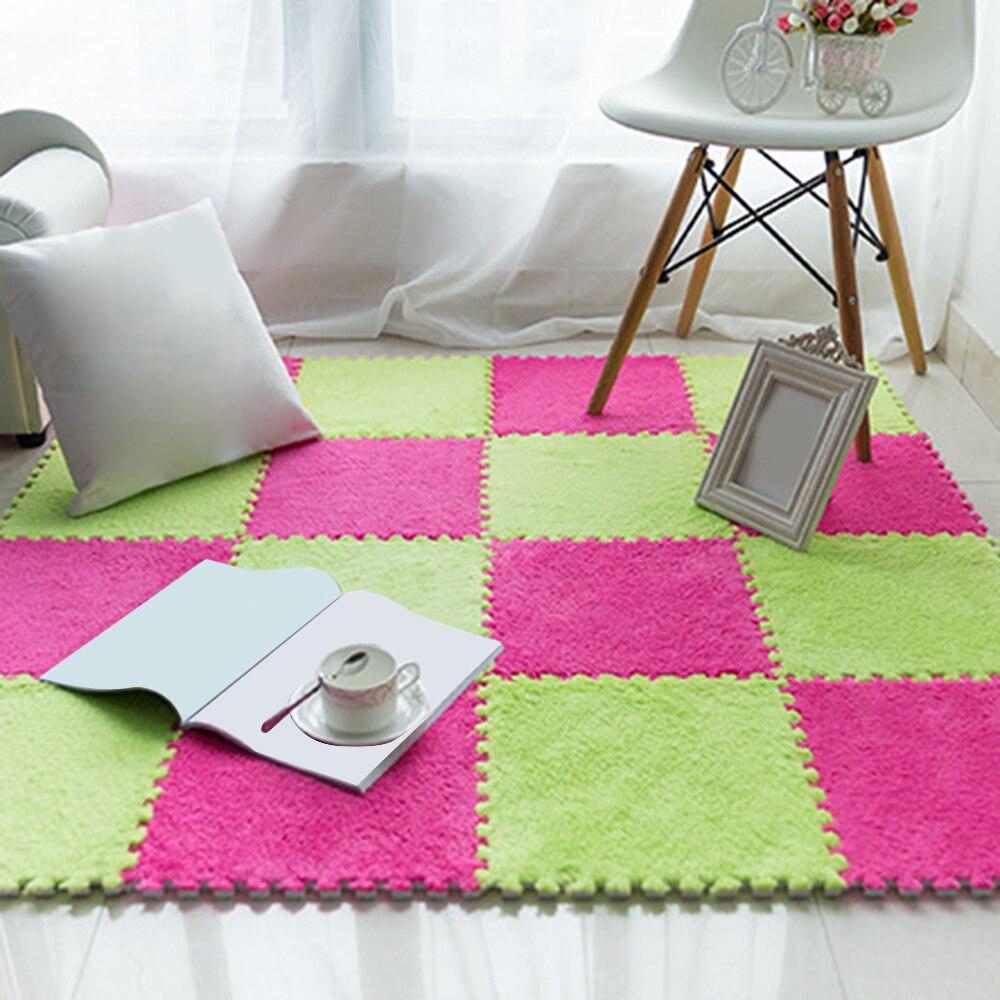 9 pièces bébé tapis de jeu tapis enfant en bas âge enfants mousse Puzzle tapis de jeu ramper tapis tapis décoration enfants chambre ramper tapis de jeu jouets