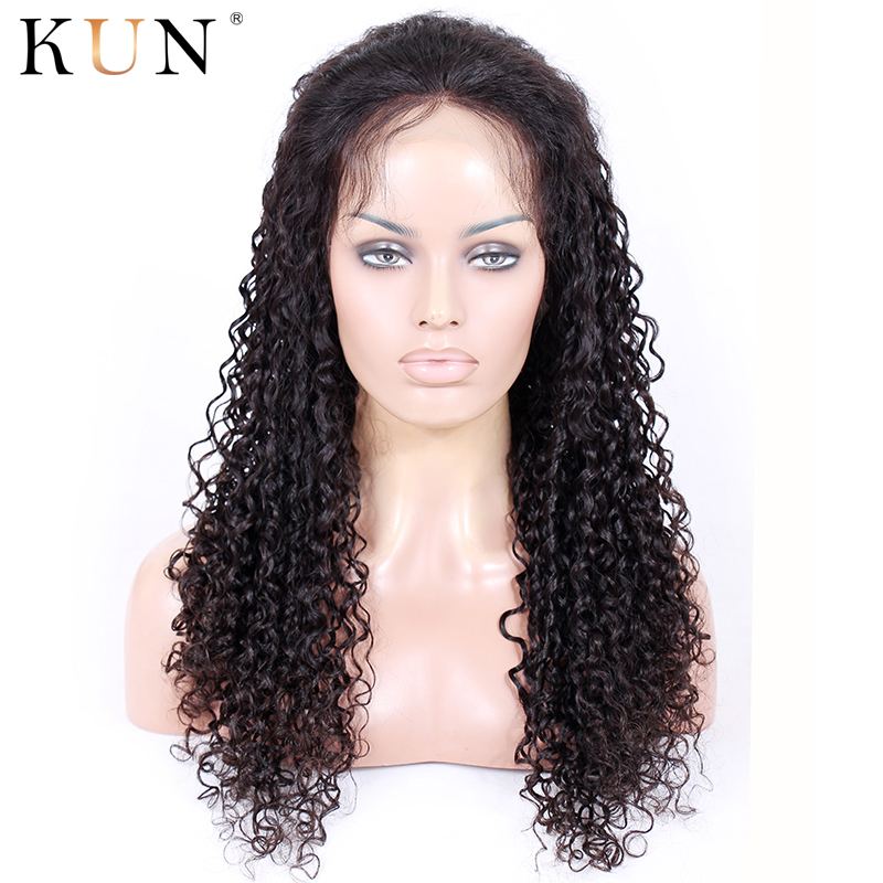 Curly Human Hair Wig Brazilian 13*6 Lace Front Wig Remy Human Hair Wigs Glueless Lace Front Human Hair Wigs Natural Hairline