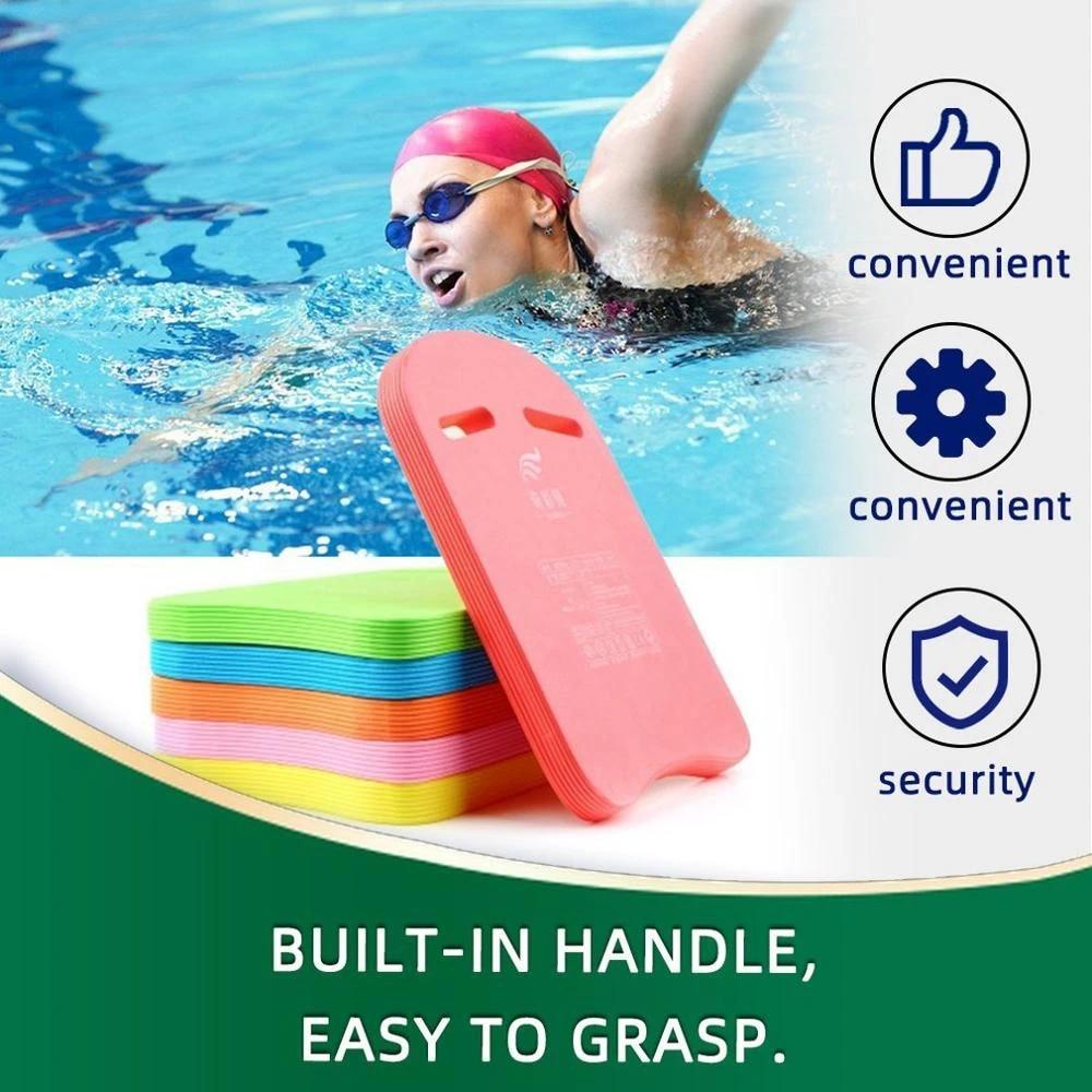 Swimming Swim Kickboard Kids Adults Safe Pool Training Aid Float Board Foam #