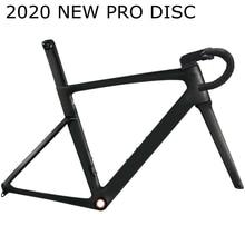 2020 NEUE T1000 pro disc disk bremse carbon rennrad rahmen fahrrad racing frameset lenker stem made taiwan XDB DPD schiff