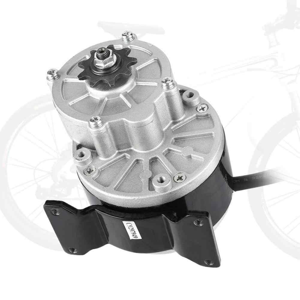 24V 250W DC Motor Regler Motor Controller Fahrrad Modifizierte Teile Metall Getriebe 1016 Reduktion Gebürstet Motor E- fahrrad Teile