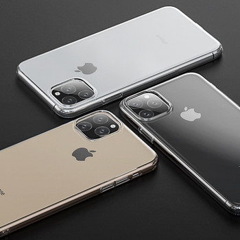 Luxury Clear Soft TPU Case For iPhone 11 Pro Max 7 8 6 6s Plus 7Plus 8Plus X XS MAX XR Transparent Phone Case For 5 5s SE 6sPlus 1