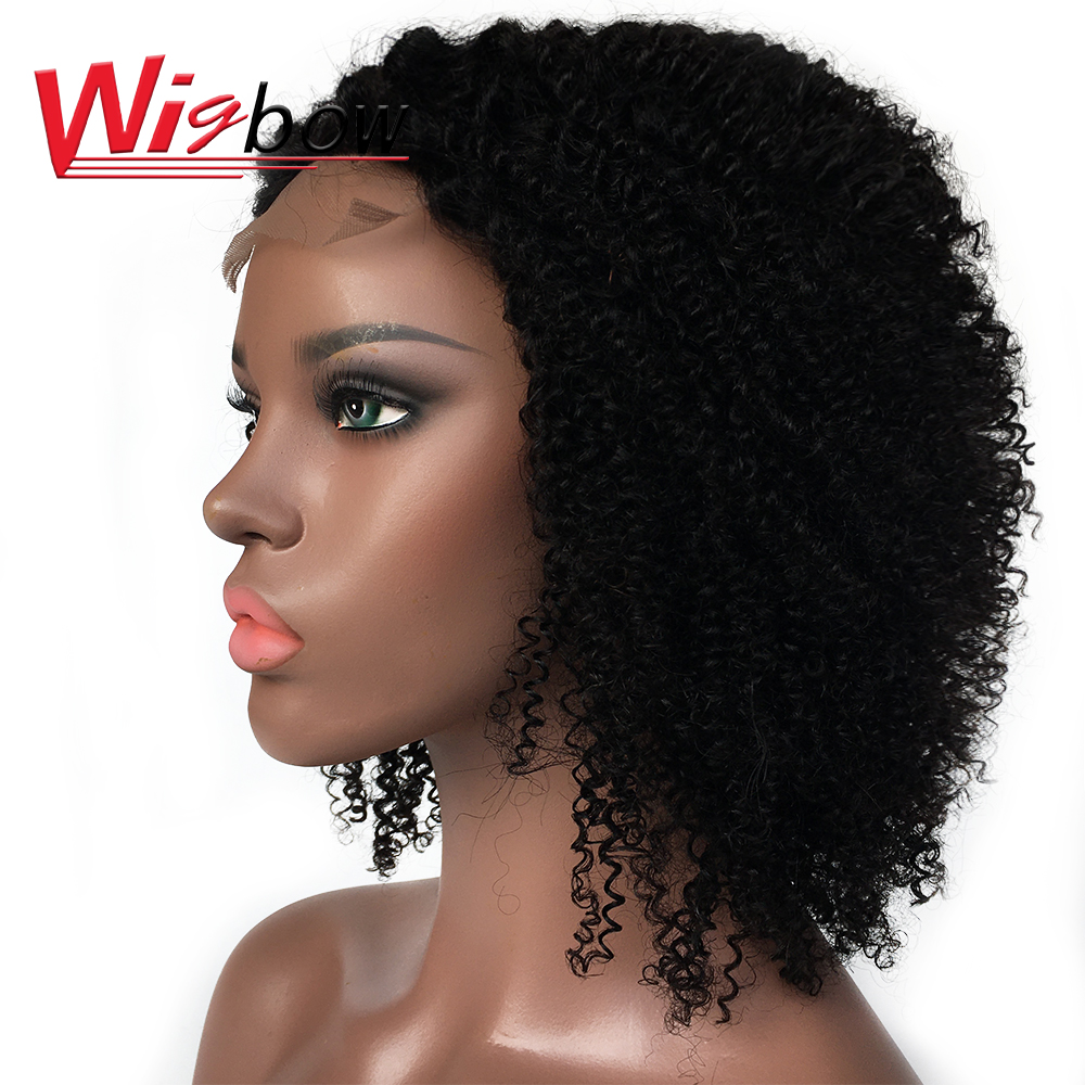 Jerry Curly Short Bob Lace Closure Wigs Lace Closure Human Hair Wigs Indian Kinky Curly Bob Wig Red Wig Ombre Human Hair Wigs
