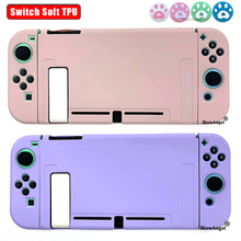 2020 per Nintendo Switch custodia protettiva per custodia Nitendo NS custodia Nintendoswitch custodia morbida in TPU per giochi Nintendo Switch