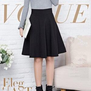 Image 4 - 春夏秋と冬ショートスカート女性のすべての学校スカート服 formales