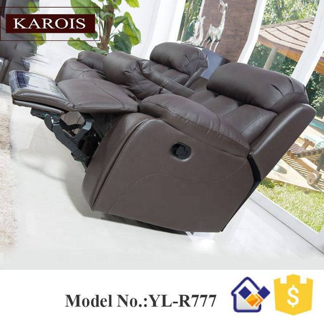 3 PC Living Room Furniture Home Theater Grouping  2