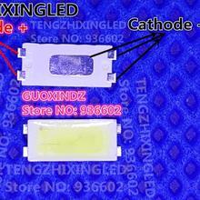 AOT светодиодный подсветка 1W 6V 7030 холодный белый lcd подсветка для ТВ приложения