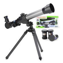 Детские астрономические телескопы игрушка для детей и начинающих