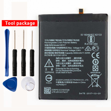 Original HE317 phone battery for Nokia 6 nokia6 N6 TA-1000 TA-1003 3000mAh