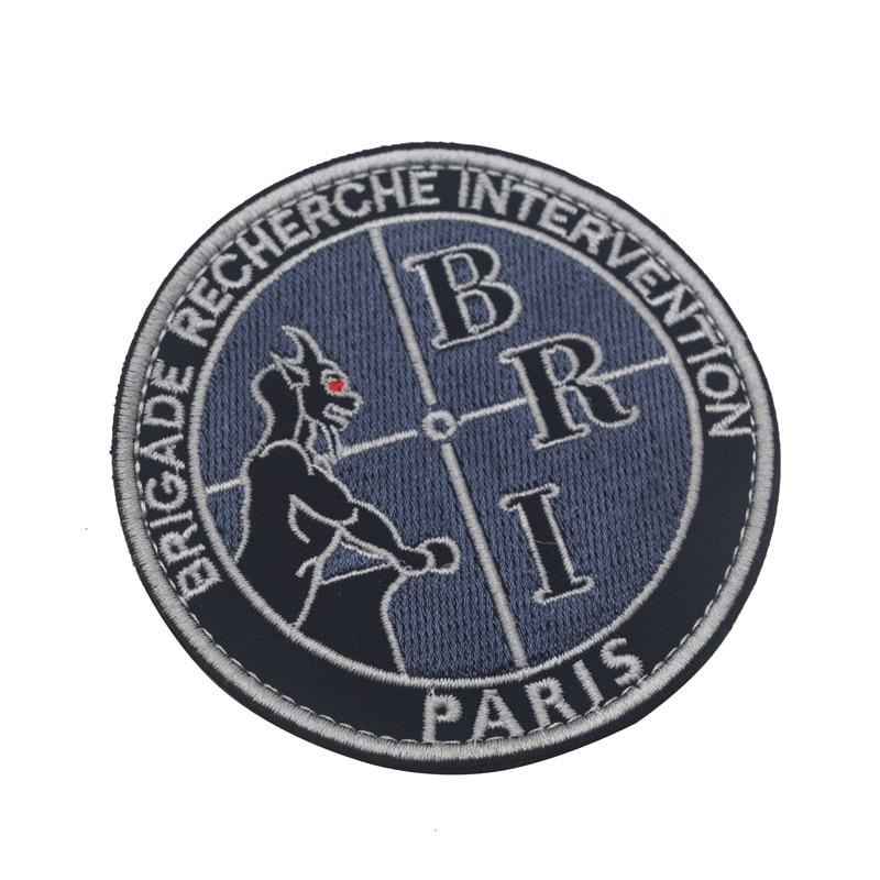 FRANKREICH  G.S.P.R France Polizei Abzeichen GENDARMERIE Police Nationale Patch