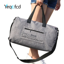 Yeqofcd Travel Business Beach Weekend Handbags Folding Shoulder Bag Waterproof Duffel Bags Large Capacity Luggage Bags Oxford