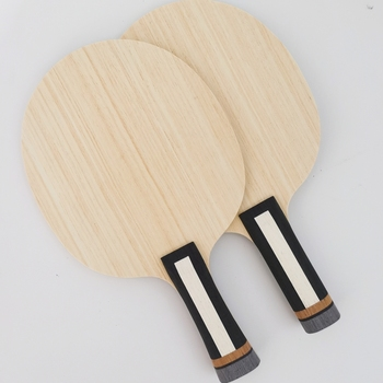 цена на New Arrive CNF White Carbon 7layers Table Tennis Racket PingPong Blade fast attack High elasticity