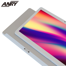 ANRY 10 inch tablet GPS Wifi Bluetooth android 4G Phone Call 4 GB RAM 64GB ROM Octa Core Dual Camera Dual Sim Card Slot free shipping 10 1 tablets android 4 42 octa core dual camera dual sim tablet pc wifi otg gps google bluetooth phone rom 32gb