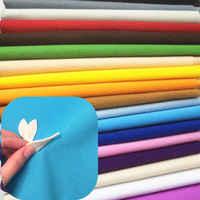 Halben Meter Multi-Farben Fleece Stoff Tilda Plüsch Tuch für Sachen Spielzeug Puppen Nähen Gestrickte Samt Schleife Stoffe können haken Tissue