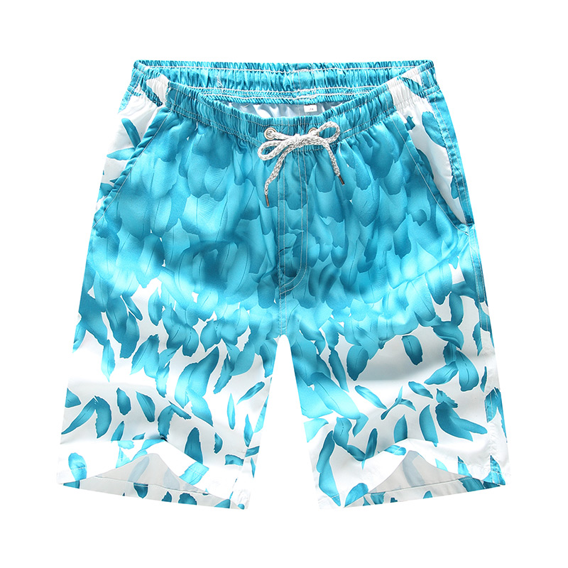 Mens Swimwear Swim Shorts Trunks Beach Board Shorts Swimming Short Pants Swimsuits Mens M-4XL Sports Surffing Shorts Male title=