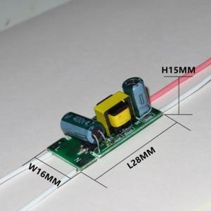 Image 5 - BP2866B 9W 12W 15W 18W LED Driver 60mA 70mA 100mA 120mA Power Supply 175 265V transformer for T5 T8 LED Tube DIY LED Bulb Strip