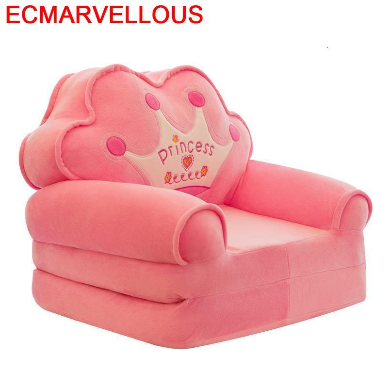 Pufy Do Siedzenia Prinses Stoel For Kids Canape Baby Relax Chair Chambre Enfant Dormitorio Infantil Children Children's Sofa