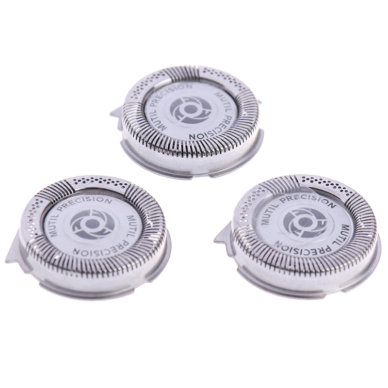 3pcs Razor Replacement Blade Shaver Heads for Philips SH50 S5000 S5010 S5080 S5570 S5571 S5090 S5082 S5081 Shaving Cutter image