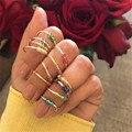 Изысканное снижение давления кольцо из бисера из стекла для женщин Расслабление тревога фиджет регулируемые складные кольца 3 бусины медит...
