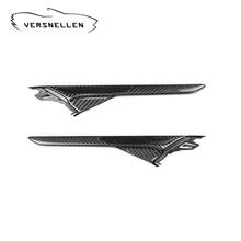 M5 F90  Car Styling Carbon Fiber Fender vent Trim For BMW new M5 F90 2018 Automotive exterior parts