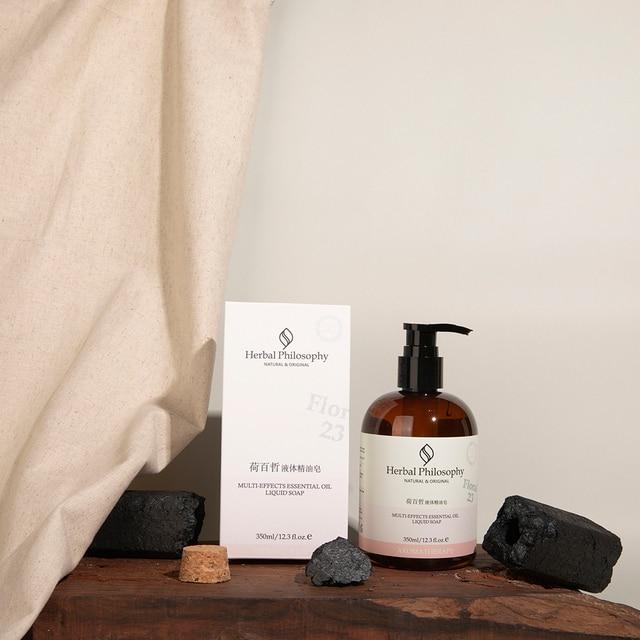 Moisturizing Shower Gel Essential Oil Liquid Soap Natural Ingredient Nourishing Bath Cream Floral 23# 4