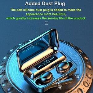 Image 3 - Tws Bluetooth Compatibel Oordopjes 2200Mah Opladen Doos Draadloze Hoofdtelefoon 9D Stereo Sport Waterdichte Oordopjes Headsets Met Microfoon