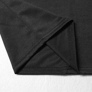 Image 5 - MD 2020 الخريف الشتاء حجم كبير فستان المرأة الأفريقية الوردي الأسود المرقعة فستان أنيق مكتب السيدات فساتين الخامس الرقبة رداء الحفلات