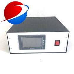 15khz 2600w ultradźwiękowy generator spawalniczy cena z przetwornikiem spawalniczym do termicznego spawania tworzyw sztucznych