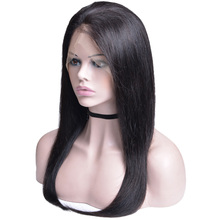 Brazilian Wig Straight Lace Front Human Hair Wigs For Black Women Remy Human Hair Wigs Pre Plucked With Baby Hair 13X4 Lace Wig стоимость