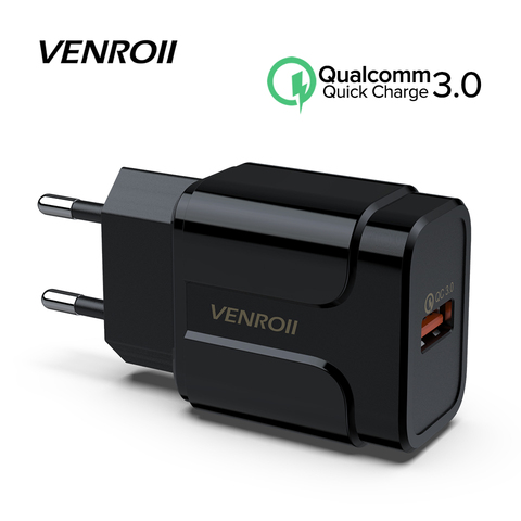 5V 3A Universal 18W USB Quick Charge 3.0 for Huawei Xiaomi EU US Wall Adapter Android Mobile Phone Fast Charger for Samsung S10 Pakistan