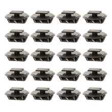 20 Pcs Car Clips Moulding Retainers Moulding Trim Clip Side Skirt Clips Retainer & Sealer For Mazda BP4L-51-SJ3 Car Styling