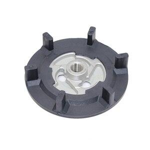 Image 3 - Auto air ac kompressor kupplung hub + gummi für 5SE09C 5SL12C 5SEU12C 6SEU14C 6SEU17C 7SEU17C FÜR VW AUDI BMW SKODA SITZ