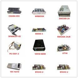 CS2404-855| WRB05SX| SWS300-24| SPAMCDT-05| AES50-3| RWS30A-24/B| PS-5501-2| VSF50-BDW| LPT46| YM-7421D| BFE24S-U Used
