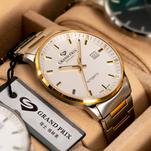 GRAND PRIX Luxury Top Brand 2020 Mechanical Watch Waterproof Date Automatic Watches For Men Clocks Business Wristwatches reloj