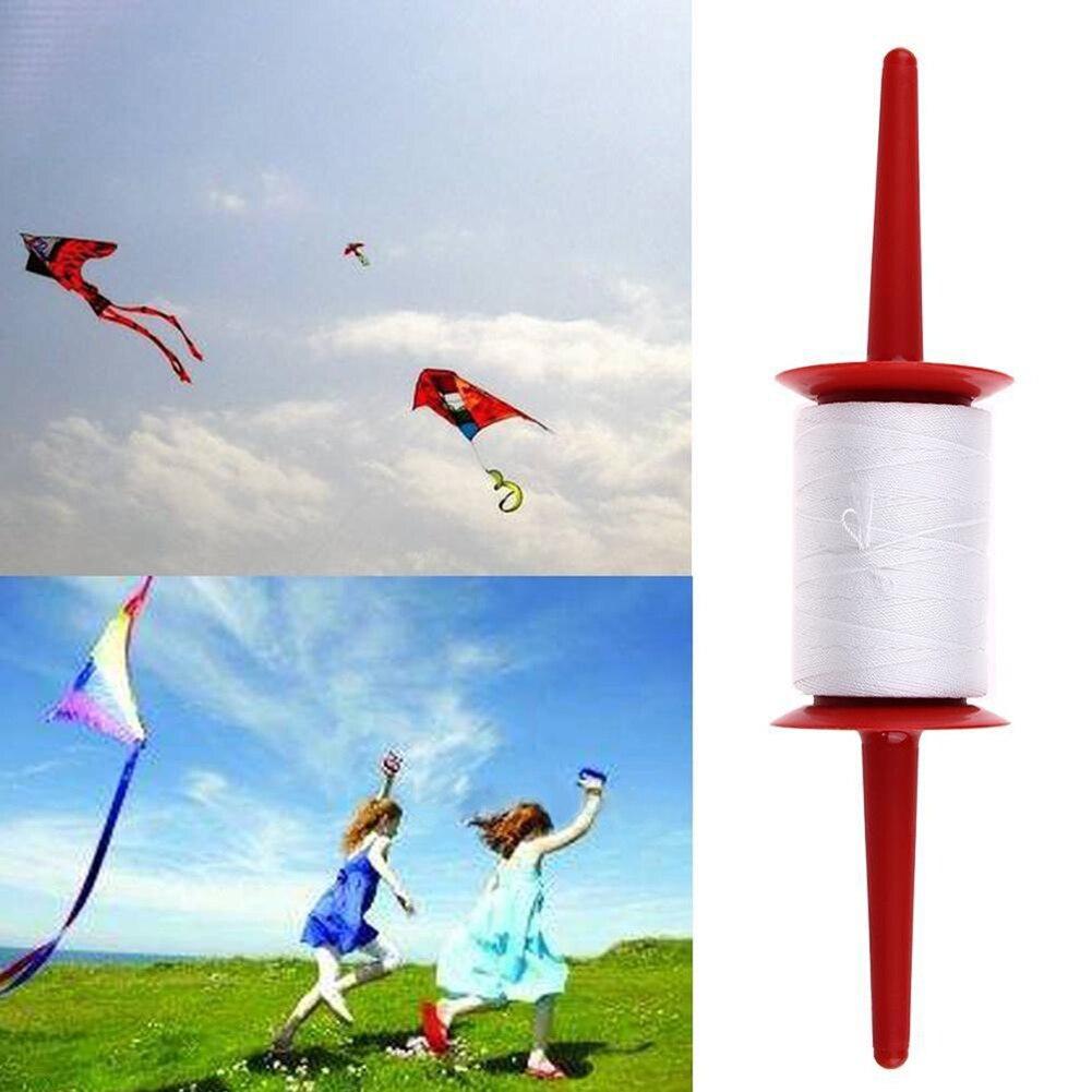 gofar 150m Fast Winding Plastic Hoop Spool Line String Outdoor Sport Kite Flying Tool