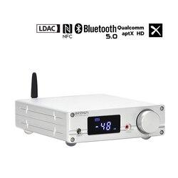BRZHIFI NXC07 ES9038Q2M Digital Audio Decoder CSR8675 Bluetooth 5.0 With AK4113 Chip Decoder Headphone Amplifier Supports LDAC