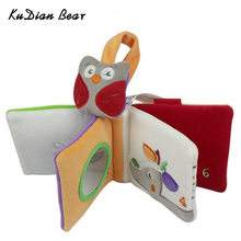 Cloth-Book Baby Soft for Babies Bc005/rp49 Educational-Toys Development Early-Cognitive