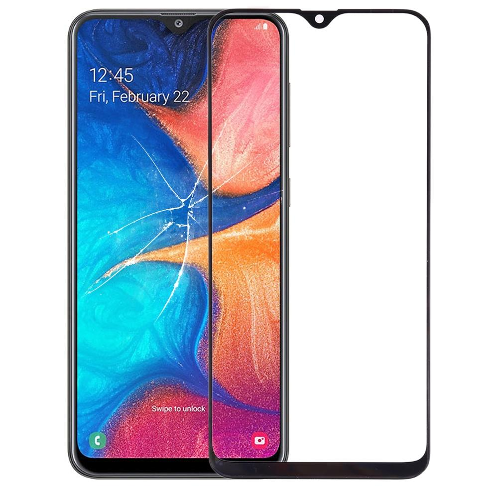 IPartsBuy Front Screen Outer Glass Lens For Galaxy A20