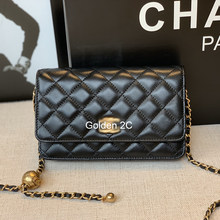 2021 New Golden Globe Shoulder Bag, Leather Luxury Crossbody Bag, 2C Bag New Products Launched