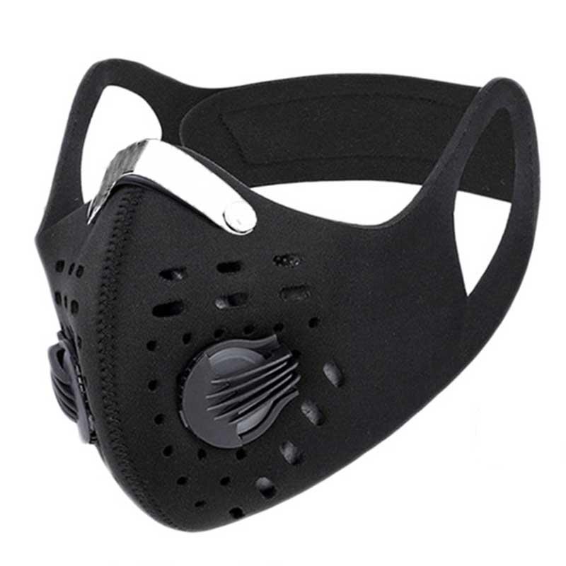 Bike Cycle Mascherine Mascherina Antipolvere Mascarillas Mascara De Gas Airsoft Ciclismo Cycling Face Mask Masque