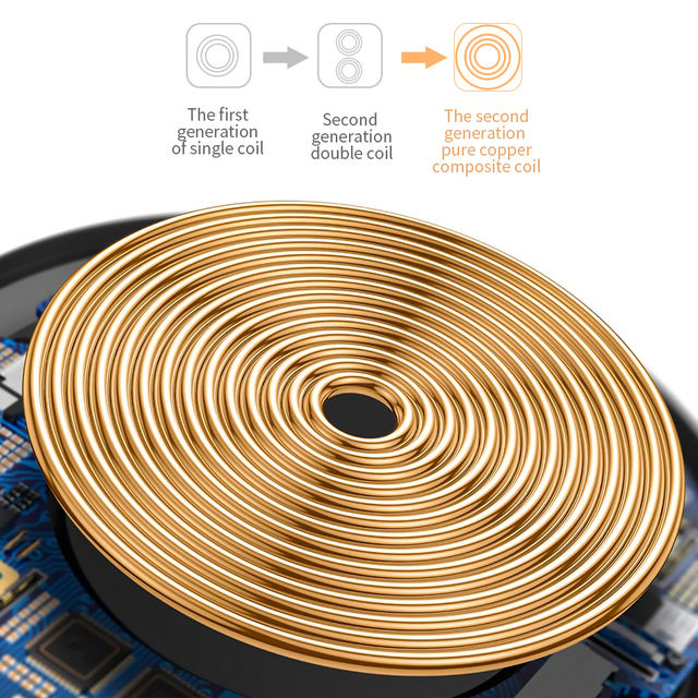 Magnetic 15W Qi Wireless Charger for iPhone 12 11 Pro Xs Max X Samsung Xiaomi